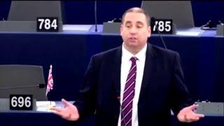 Rich irony over hidden economy - Bill Etheridge MEP