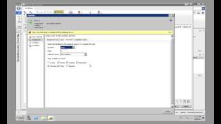 Workflows in AX 2012