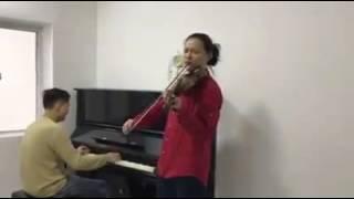 Sa mạc tình yêu - Tú Xỉn Violin