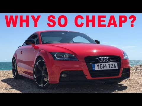why-are-audi-tt's-so-cheap?---2014-audi-tt-review
