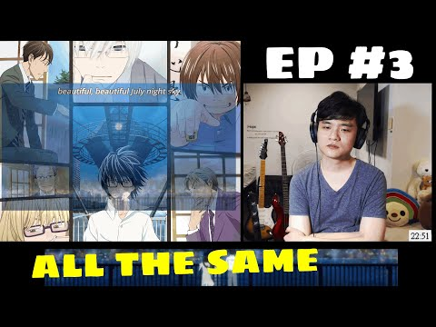 Continuing On | March Comes In Like A Lion Episode 3 Reaction / Review (3月のライオン)