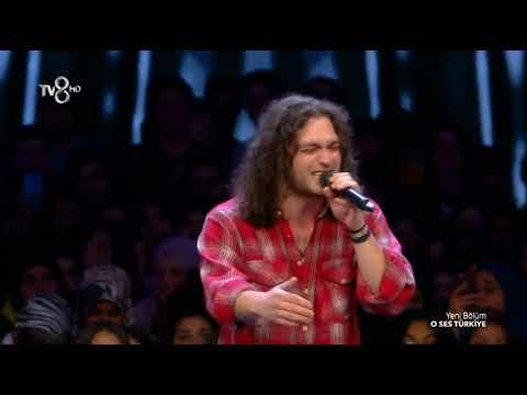 Alkan Dalgakıran, Müslüm Gürses'in Şarkısıyla Mest Etti!   O Ses Türkiye 36. Bölüm