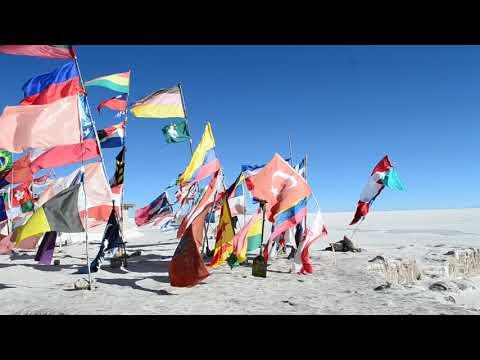 Dakar Rally Monument Uyuni Bolivia