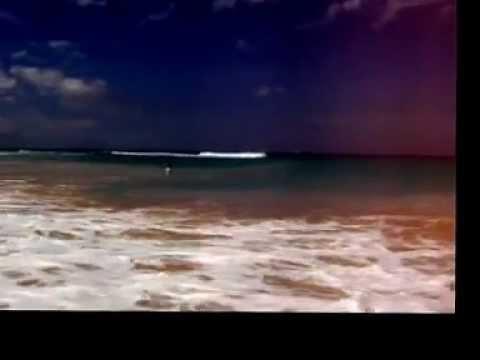 High Waves St Albans beach, Weston, Barbados