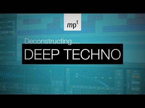 "Bitwig Studio 2 Deep Techno Deconstruction - Tate Morden ""Nanotech"" with exclusive download"