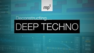 Bitwig Studio 2 Deep Techno Deconstruction - Tate Morden