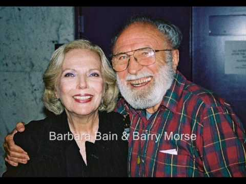 Barry Morse Career Photo Tribute