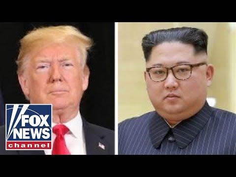 Trump signals North Korea summit could still happen