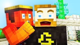 Camp Minecraft: My Plans TO END The Mafia! (Top Secret)