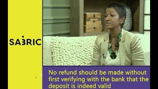 How to avoid Deposit and Refund Scams