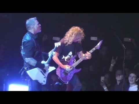Metallica - Live in Turin, Italy (2018) [Compilation with SBD Audio]