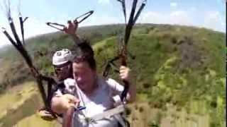 Paragliding in Tandem at Carmona