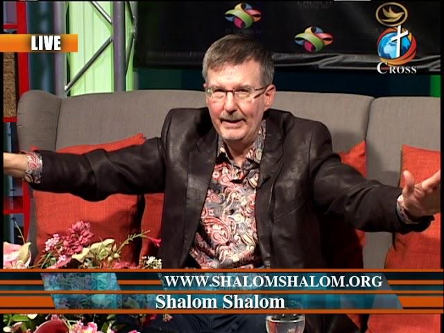 Shalom Shalom Dr. Marisol and Reverend Dexter Peltzer 04-10-2018 English