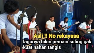Lagunya Bikin Pemain Suling Gak Kuat Nahan Tangis - Sound Check GASS MUSIC
