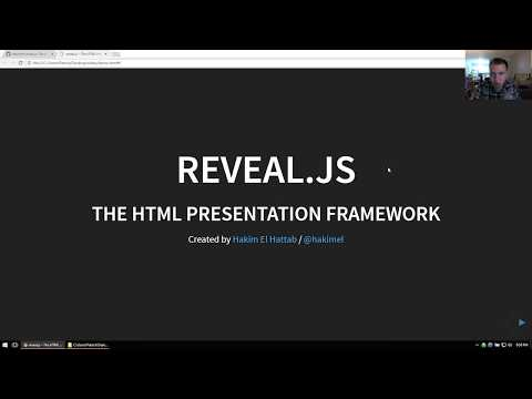 How To Create Html Presentations With Markdown Files