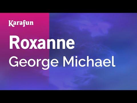 Karaoke Roxanne  George Michael *