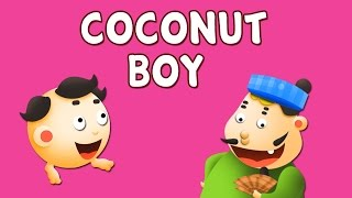 Coconut Boy | Fairy Tale Stories | Bedtime Story for Kids