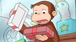 Georges le Petit Singe 🐵Qui Veut Des Chocolats? 🐵Saison 1  🐵Dessin Animé 🐵Animation Pour Enfants