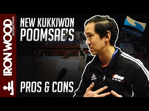 NEW KUKKIWON POOMSAE'S - Thoughts w/ USA Poomsae Coach Dan Chuang | REAL TALK EP 1