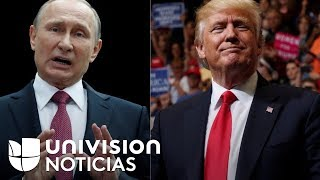 Fuentes del Kremlin dijeron a la CIA que Putin ordenó interferir en las elecciones a favor de Trump