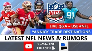 NFL Daily With Mitchell Renz & Tom Downey - July 9th