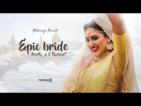 Epic Bride ::: Sri Lankan Tamil Wedding