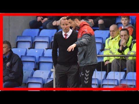 Breaking News | Bowyer on whether Charlton legend will reach remarkable landmark