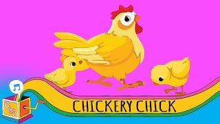 Chickery Chick | Animated Karaoke