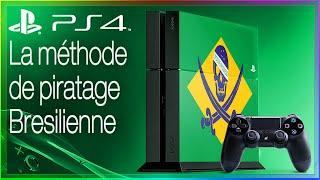 PIRATAGE DE LA PS4 ( JEUX GRATUITS ) - GTA 5 ONLINE