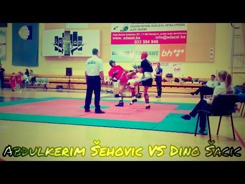 Abdulkerim Šehović VS Dino Šačić ☆ Sarajevo Open 2016 ☆