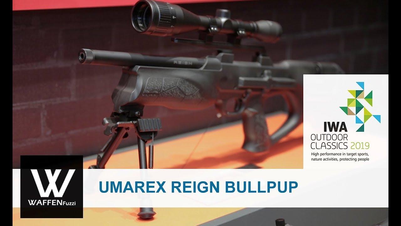 Reign Bullpup - Umarex - IWA 2019 mit Waffenfuzzi #3