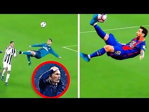 8 beste akrobatische Tore in der Fußballgeschichte!