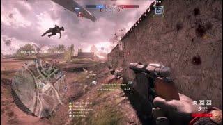 Battlefield 1 SUPERMAN kill