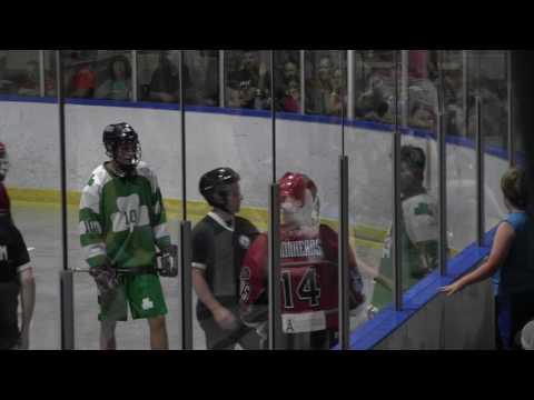 Green Gaels vs West Durham Ironheads