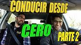 APRENDIENDO A MANEJAR/CONDUCIR DESDE CERO  part 2 ¡La primera clase de Dander!