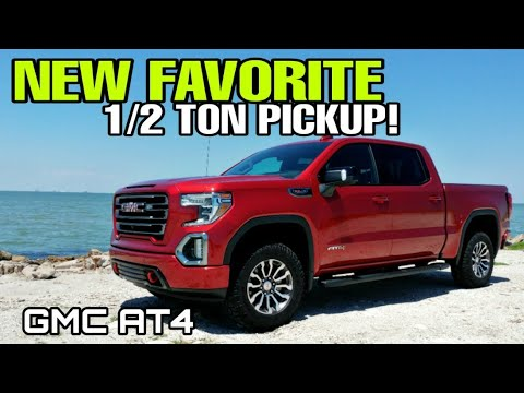 2019 GMC Sierra 1500 AT4 Full Review! A total hit or a massive miss? FIND OUT! Part 1 of 2