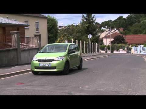 Essai Skoda Citigo 1.0 60 ch Active 3p. 2012
