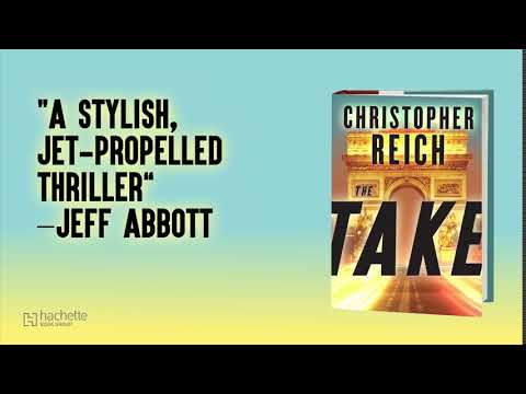 THE TAKE by Christopher Reich (book trailer)