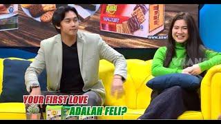 Download lagu [FULL] Kisah Cinta Feli-Hito | OKAY BOS (08/05/20)