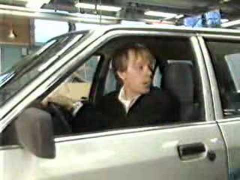 bilbesiktning