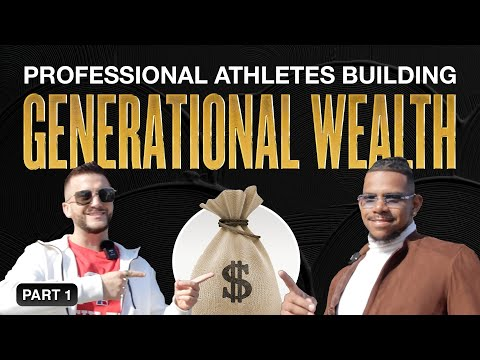 Professional Athletes Building Generational Wealth (Terrelle Pryor) PART 1