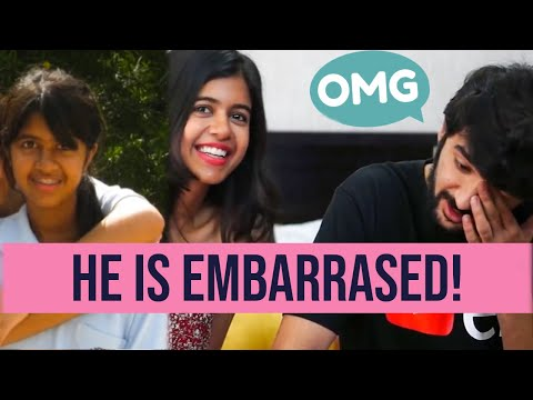 Reacting To Old Facebook Pictures Ft Mohak| Sejal Kumar