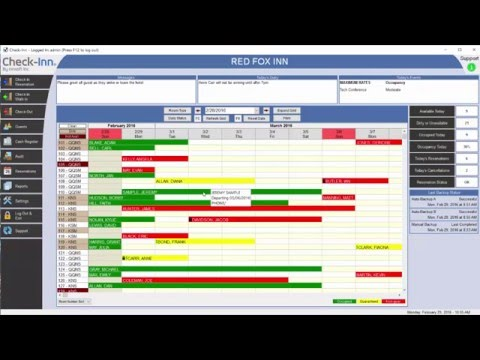 How to Check In Guests Using Check-Inn V6