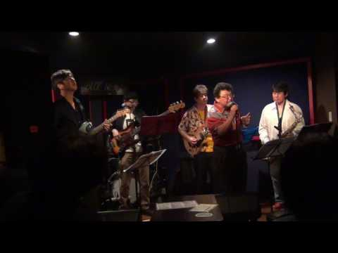 Don't Turn Your Back On Me (Don Bryant Cover) - TEACHER & THE SOUL EXPRESSO@160529BLUE HEAT