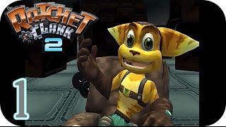Ratchet & Clank 2 - » Parte 1 [ARANOS] « - Español [HD]