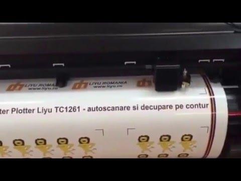 Cutter plotter Liyu TC1261