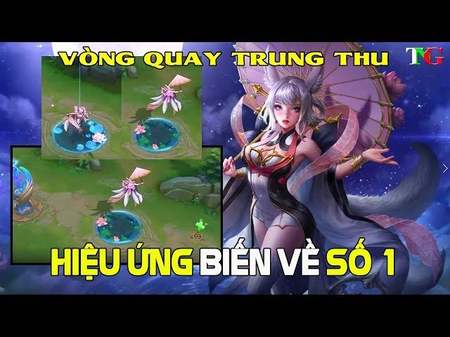 Liên quân mobile Trang ph?c m?i Liliana Nguy?t m? ly Hi?u ?ng chu?n 100% t?i server chính TNG