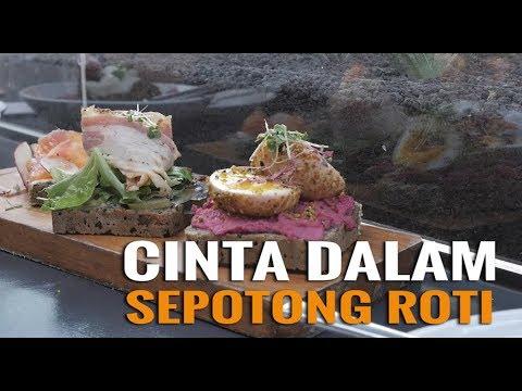 Keren, Bakery & Pastry ala Eropa Cita Rasa Indonesia!
