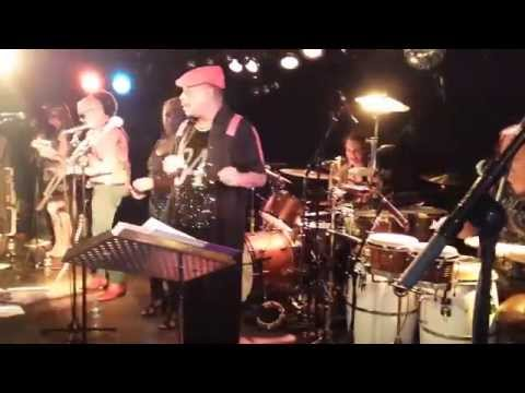 JOE BATAAN & ALEX PUDDU SOUL TIGER - COPENHAGUE - 07/03/2015 - RAP-O CLAP-O