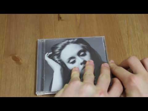Adele - 21 | UNBOXING